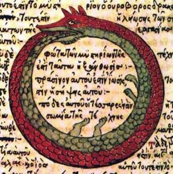 The Ouroboros,Serpent or Dragon? Myth or History - anacoana's Blog ...